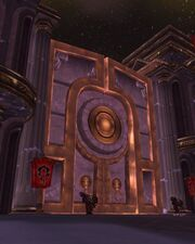 Wintergrasp Fortress Gate