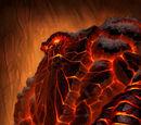 Molten giant