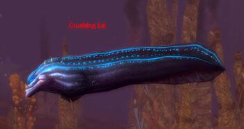Crushing Eel