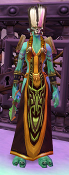 Witch Doctor Mau'ari