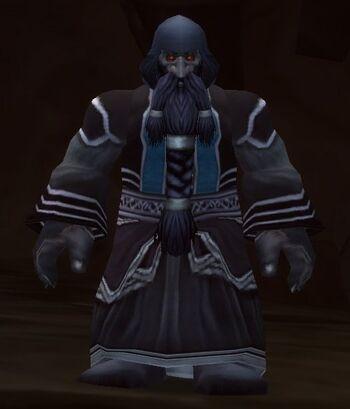 Dark Keeper Uggel