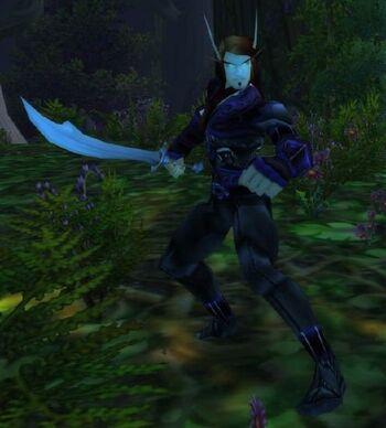 Dark Strand Assassin
