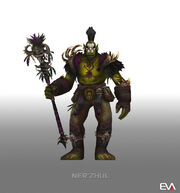 Ner zhul (the Lich King)