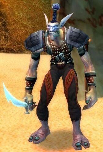 Sandfury Shadowhunter