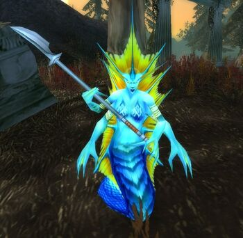Stormscale Sorceress