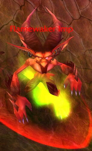 Flamewaker Imp