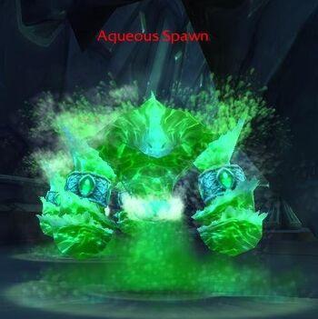 Aqueous Spawn