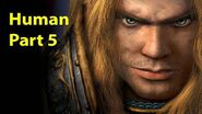 Warcraft 3 Gameplay - Human Part 5 - March of the Scourge