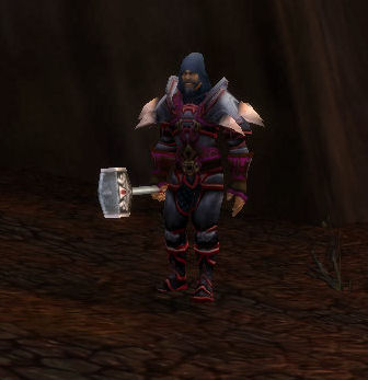 Twilight Dragon Hunter