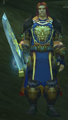 Legion Commander Yorik