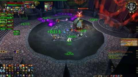 Lost Society vs Blood-Queen Lana'thel (10 man) shattered halls eu