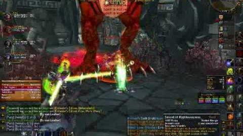 Paladin Tanking Drak'Tharon Keep - World of Warcraft