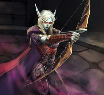 Dark Ranger Velonara