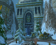 The Gates of Ironforge