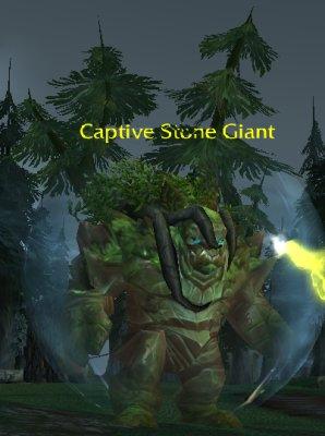 Captive Stone Giant