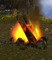 Third Burning Blade Pyre Nagrand