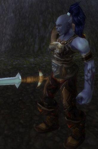 Dragonmaw Warrior