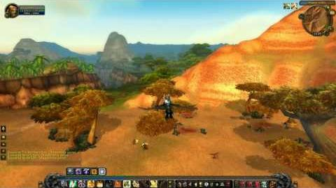Cataclysm Southern Barrens