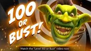 World of Warcraft Legion Trailer 100 or Bust!