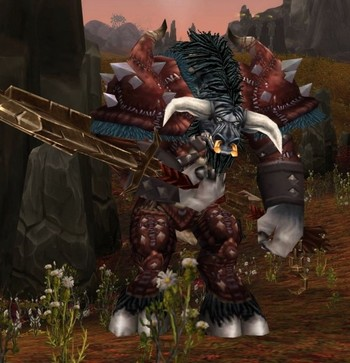 Kaw the Mammoth Destroyer