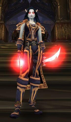 Dark Ranger Marrah