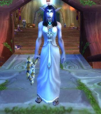 Moon Priestess Maestra
