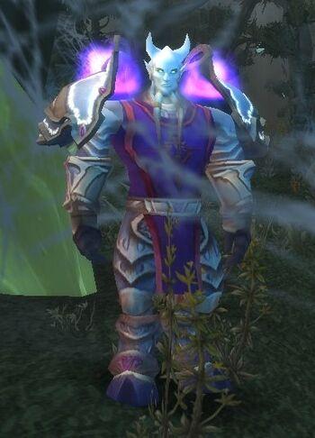 Freed Sha'tar Warrior