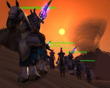 Stormwind Cavalryman