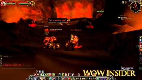 WoW Insider Mists beta All-new Ragefire Chasm
