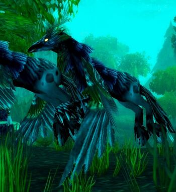 Enraged Hippogryph
