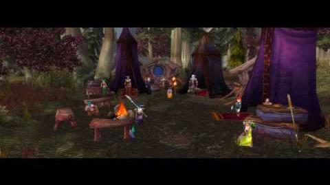 World of Warcraft Cataclysm Beta - Darkshore