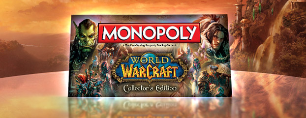 Monopoly-World of Warcraft-Collector's Edition