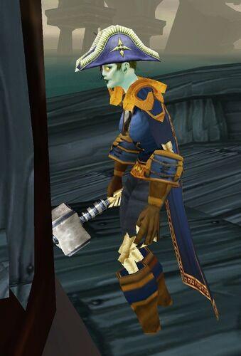 """Dread Captain """"Moldy"""" Nadeux"""