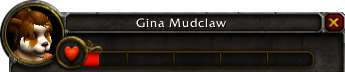 Friend bar-Gina Mudclaw