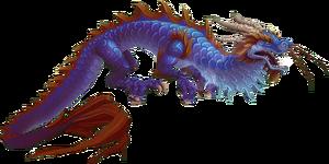 Pandarian cloud serpent