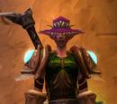 Stylin' Purple Hat