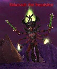Ekkorash the Inquisitor