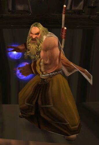 Winterskorn Rune-Seer