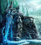 Lich King Glowei