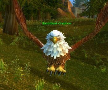 Razorbeak Gryphon