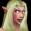 Half-Kaldorei Female