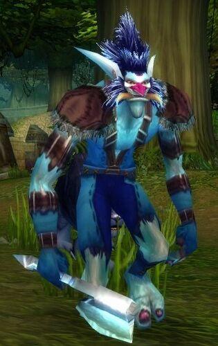 Skullsplitter Beastmaster