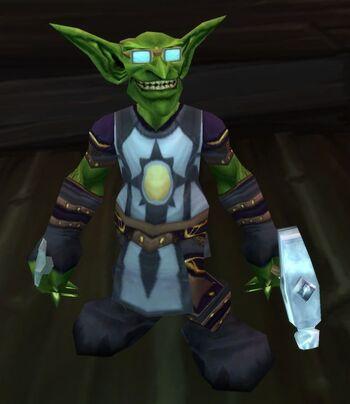Siegemaster Fezzik