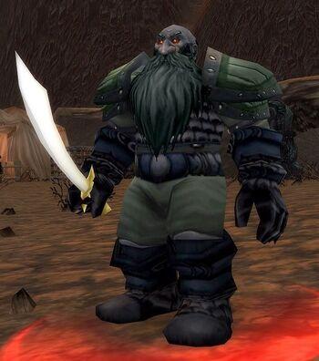 Dark Iron Kidnapper