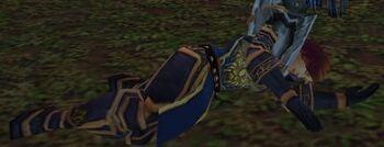 Impaled Valgarde Scout