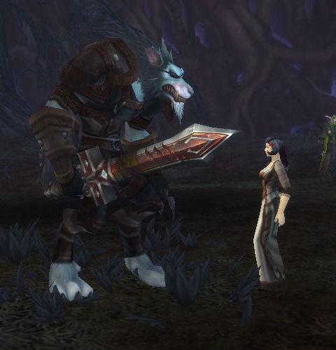 Quest:Neither Human Nor Beast | WoWWiki | FANDOM powered by Wikia