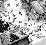 Maddox army defeated