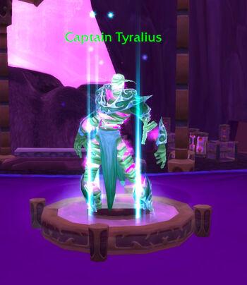 Captain Tyralius