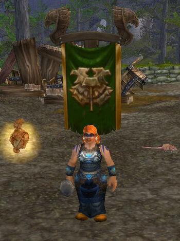Wildhammer Battle-Healer