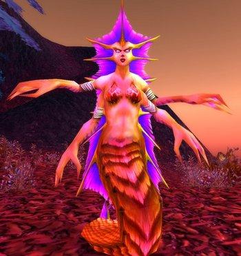 Bloodcursed Naga